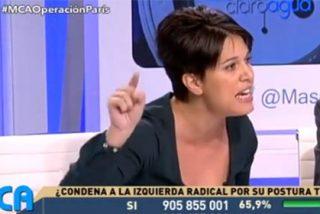 """'Talegonazo' a Patxi López: """"Es tan auténtico como un muñeco de Navidad"""""""