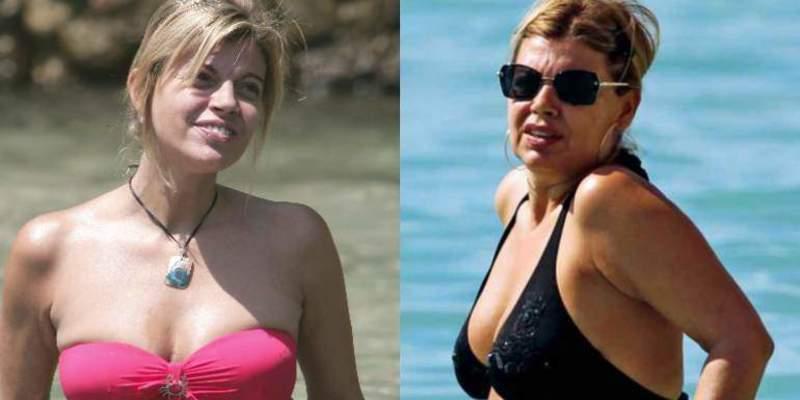Terelu Campos revela por fin cómo y por qué engordó tanto