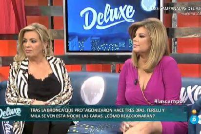 La nueva colaboradora de 'Sálvame' destapa la hipocresía y la falsedad del programa con Terelu Campos