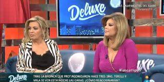 Terelu y Carmen Borrego, explicaron en el 'Deluxe' que su madre tampoco es una santa
