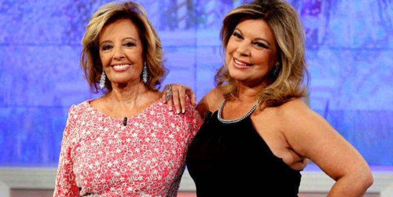 Paolo Vasile, desesperado por subir audiencia, mete este domingo a María Teresa Campos en la casa de 'GH VIP'
