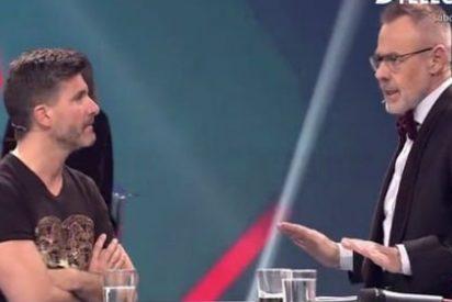 Jordi González se avergüenza de la audiencia de 'GH VIP 5' ante un Toño Sanchís expulsado y rabioso