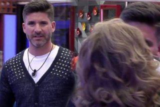 Toño Sanchís se queda petrificado al ver a Terelu en la casa de 'GH VIP'
