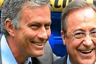 Top Secret: ¿Ha llamado Florentino Pérez (personalmente) a Mourinho?