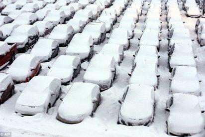 """Los meteorólogos avisan: """"Esta ola de frío no se ve todos los años"""""""