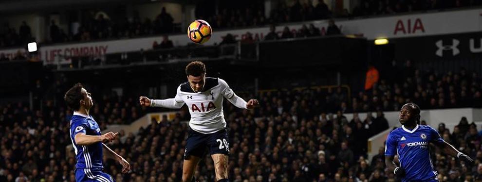 Tottenham venció en casa a Chelsea y le devuelve la emoción a la Premier League