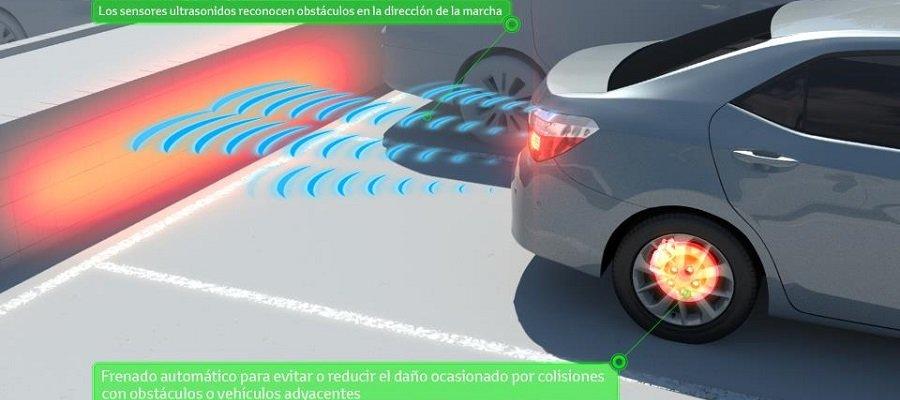 El nuevo Toyota ICS reduce hasta un 70% los accidentes