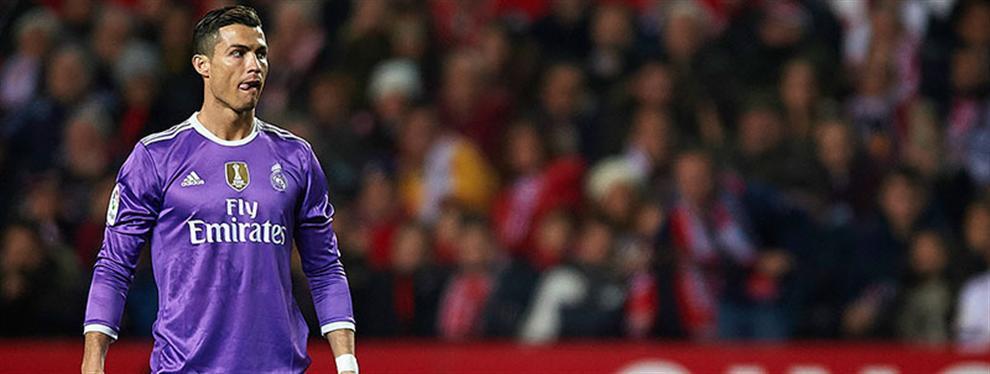 ¡Tremendo! El apodo que le pusieron a Cristiano en el vestuario del Barça