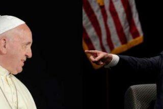 """El Papa pide a Trump que """"Estados Unidos mantenga su preocupación por los pobres, los marginados y los necesitados"""""""