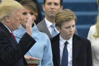 """Donald Trump: """"Desde hoy, América primero"""""""