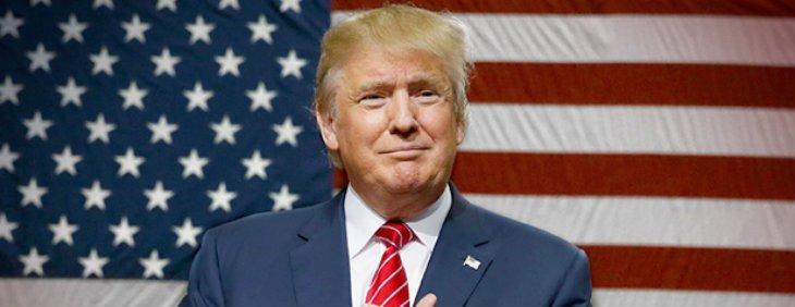 """Trump para los pies a las 'marchosas' mujeres: """"¡Por qué no votaron?"""""""