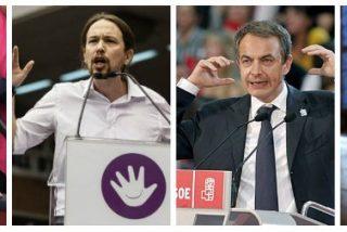 Luis Ventoso vio en el discurso de Trump frases dignas de Zapatero e Iglesias y hasta el flequillo de Puigdemont