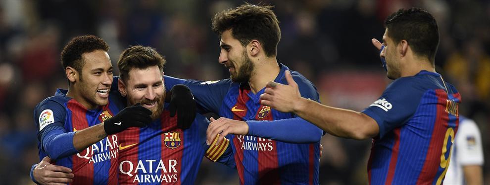 Un Barcelona desatado pasa a semifinales de la Copa del Rey