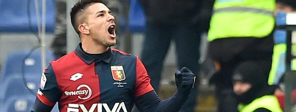 Un equipo de España está dispuesto a pagar 20 millones de euros por Gio Simeone