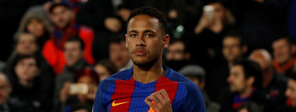 Una broma pesada de Neymar le enfrenta con un capo del vestuario del Barça