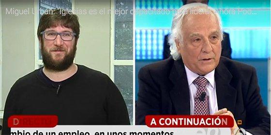 Raúl del Pozo desenmascara con una pregunta demoledora la estrategia 'pablista' de Urbán