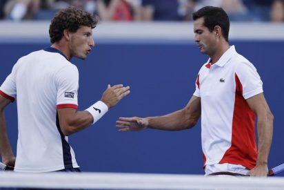 Carreño y García López se meten en las semifinales del cuadro de dobles del Abierto de Australia