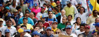 Miles de venezolanos salen a las calles para exigir elecciones anticipadas y botar al sátrapa Maduro