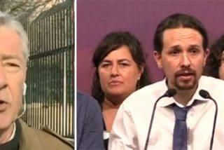 """Verstrynge se hace el loco con tal de defender a Pablo Iglesias: """"Ni le gusta la política ni le interesa el poder"""""""