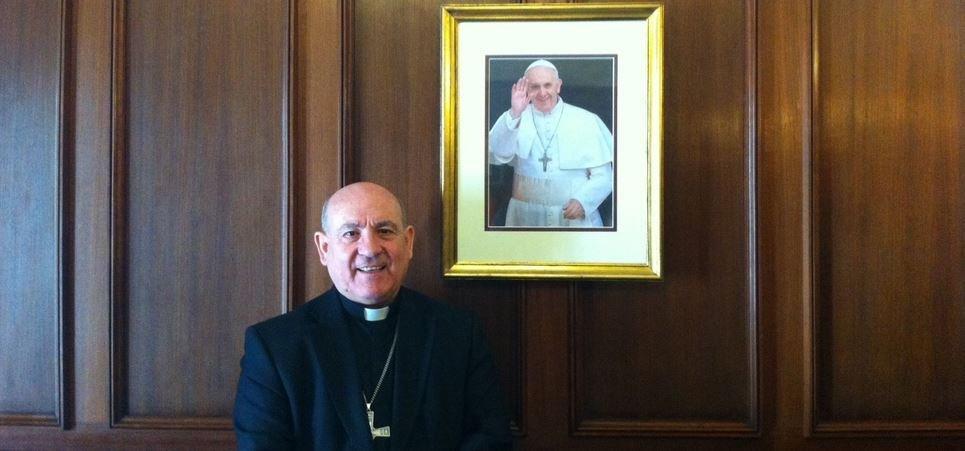 El arzobispo de Zaragoza, imputado por un presunto delito de revelación de secretos