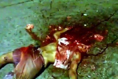 Venezuela: Así revientan la cabeza al hijo de un policía en Venezuela ¡y lo queman!