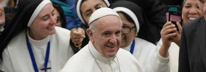 """El Papa aboga por una """"cultura vocacional capaz de leer con coraje la realidad tal como es"""""""