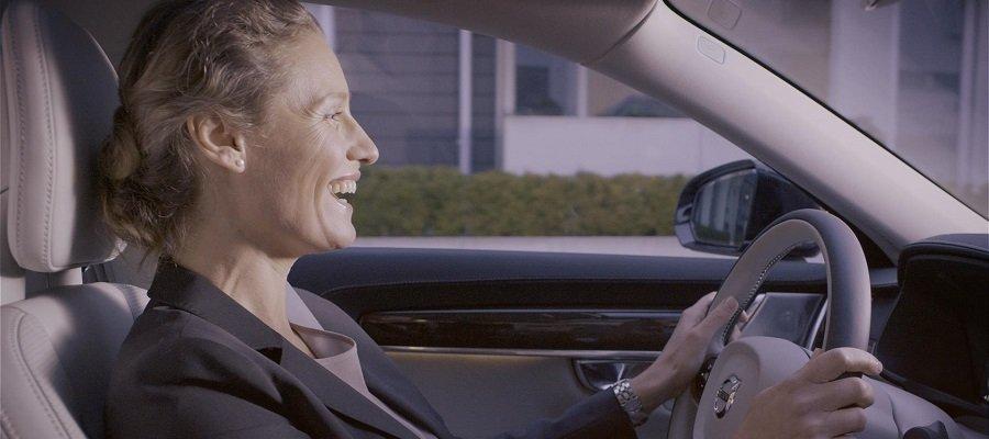 Volvo incorpora Skype for Business en la serie 90