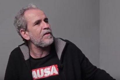 A Willy Toledo le gusta la violencia y justifica la paliza a la chica de Murcia a manos de unos radicales de izquierda