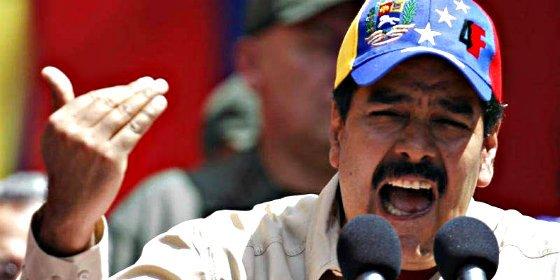 """El revés del chulo Maduro a la Asamblea Nacional: """"Hoy por hoy está autodisuelta"""""""
