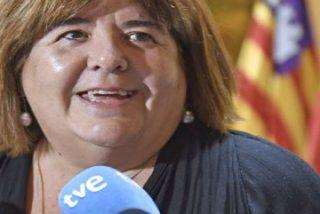 Apestosa escabechina de Podemos: echan de su grupo a la presidenta del Parlamento balear