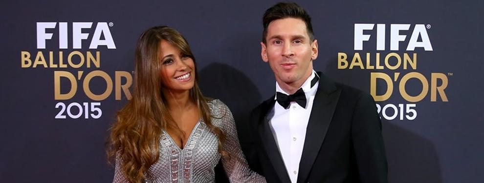 Ya se conocen los detalles de la boda de Leo Messi y Antonella Roccuzzo