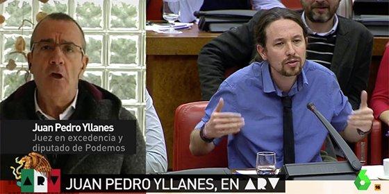"""El juez podemita ya no aguanta más las afrentas a Errejón y estalla contra Iglesias: """"Me parece lamentable"""""""