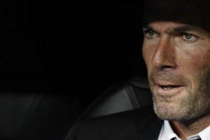 Zidane aprieta con su primer gran golpe al vestuario del Madrid en 2017