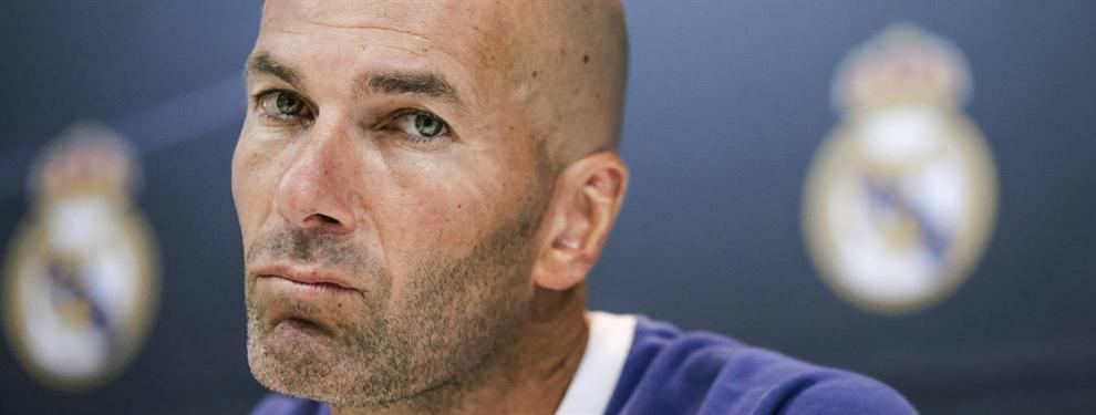 Zidane baja los humos a un crack del Real Madrid: ¡Aquí mando yo!
