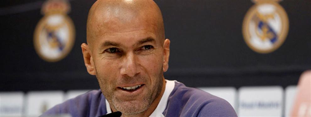 Zidane desvela el por qué de su abrazo (sincero) con James Rodríguez