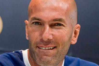 Zidane saca a relucir el lado más íntimo de Cristiano en el Real Madrid