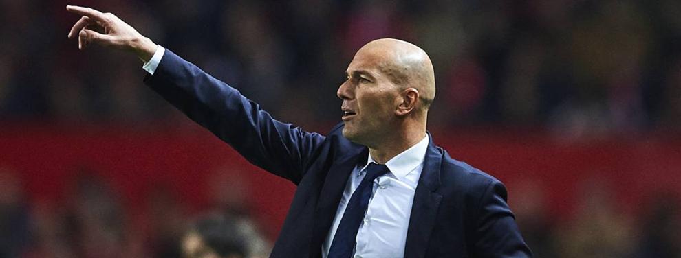 Zidane se aseguró la llegada al Real Madrid del nuevo Zlatan Ibrahimovic