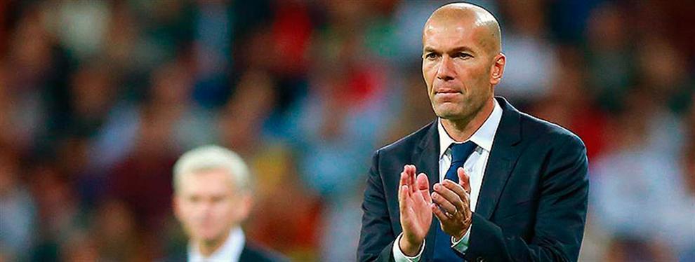 Zinedine Zidane decide su once para el Celta (y sólo hay dos sorpresas)