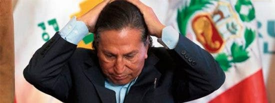 Israel da con la puerta en las narices al corrupto expresidente peruano Toledo