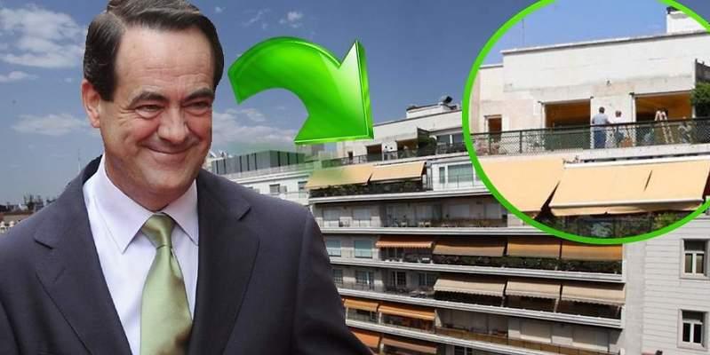 Este es el superático de 1,6 millones que el ex ministro José Bono 'ocultó' a Bertín Osborne