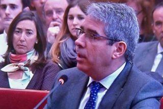 Francesc Homs pierde los nervios y se pone histérico con el fiscal del juicio a Artur Mas