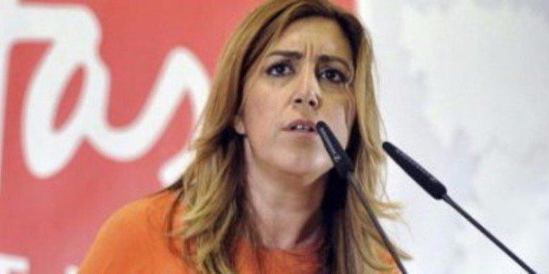 El email prueba que Susana Díaz usa medios públicos para su campaña en el PSOE