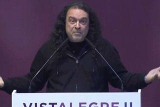 El militante 'enloquece' y denuncia que Podemos tiene 80.000 casos sin resolver en su Comisión de Garantías