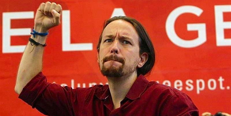 Pablo Iglesias confiesa estar desesperado porque los 'abuelos' españoles votan al PP