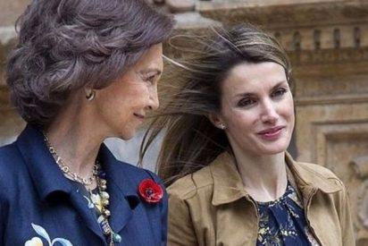 La Reina Sofía aprieta las tuercas a Letizia para que ceda y acepte 'reintegrar' a Cristina en la Casa Real