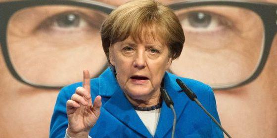 Angela Merkel: Alemania despidió 2016 con un récord de más de un millón de empleos vacantes