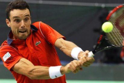 Bautista vence a Pavic e iguala la eliminatoria de Copa Davis ante Croacia