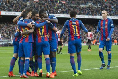 El plan perfecto para el Barça: FC Barcelona 3 - Athletic de Bilbao 0