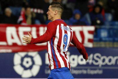 Torres se sale y avisa al Barça: Atlético de Madrid 2 - Leganés 0