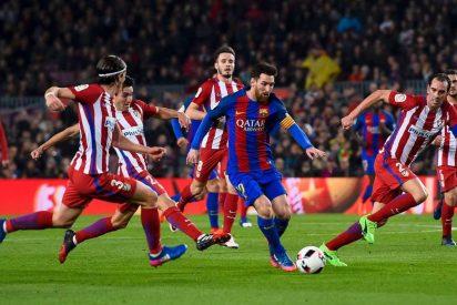 Gesta inacabada de los 'Simeone Boys': FC Barcelona 1 - Atlético de Madrid 1